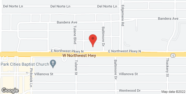 6335 W NORTHWEST Highway #711 Dallas TX 75225