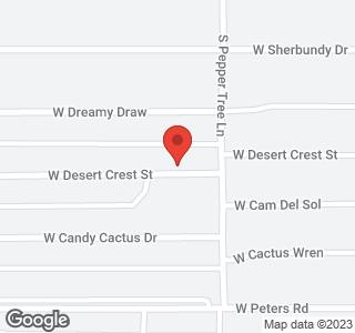 0 W Desert Crest Street