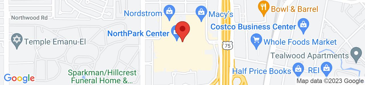 NorthPark Center, North Central Expressway, Dallas, TX, USA