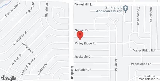 3715 Valley Ridge Road Dallas TX 75220