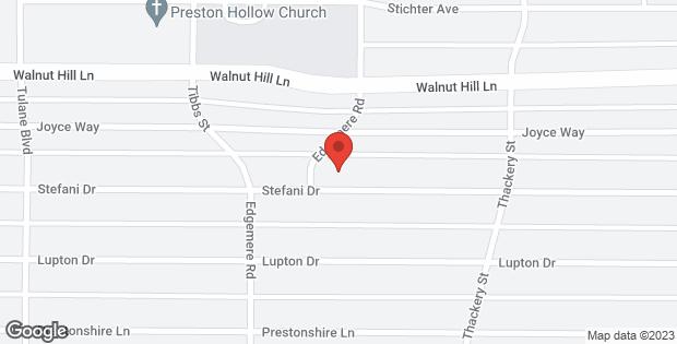 6443 Stefani Drive Dallas TX 75225