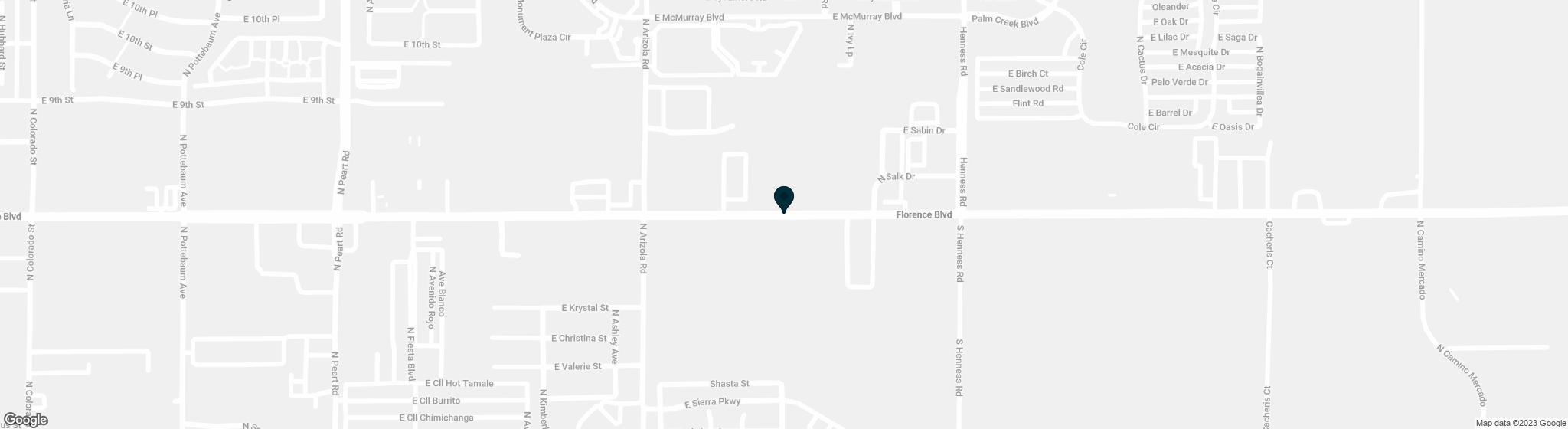 1800 E FLORENCE Boulevard 1 Casa Grande AZ 85122