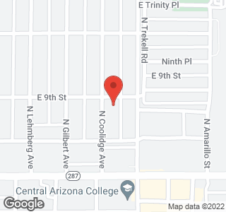812 N COOLIDGE Avenue