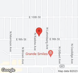 800 E 9TH Street