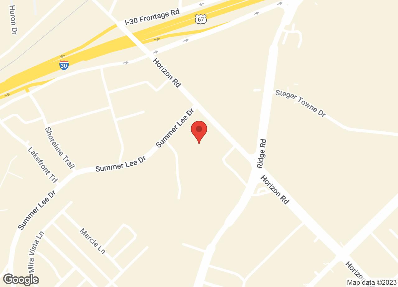 Google Map of VCA Ridge Road Animal Hospital