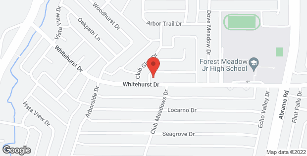 9205 Whitehurst Drive Dallas TX 75243