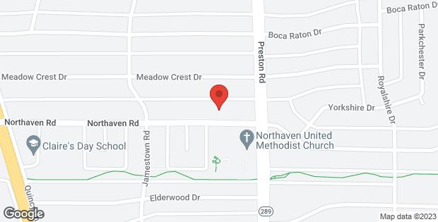 5957 Northaven Road Dallas TX 75230