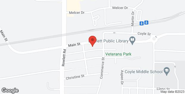 3706 Main Street Rowlett TX 75088