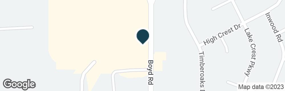 Google Map of705 BOYD RD