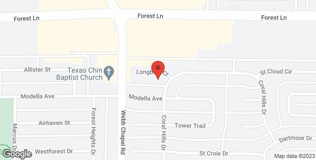 3134 Longbow Court Dallas TX 75229