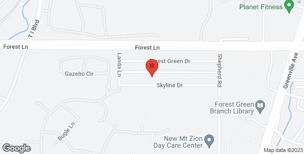 8633 Skyline Drive Dallas TX 75243