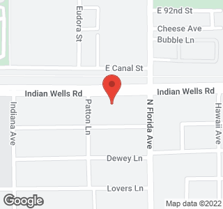 706 Indian Wells RD