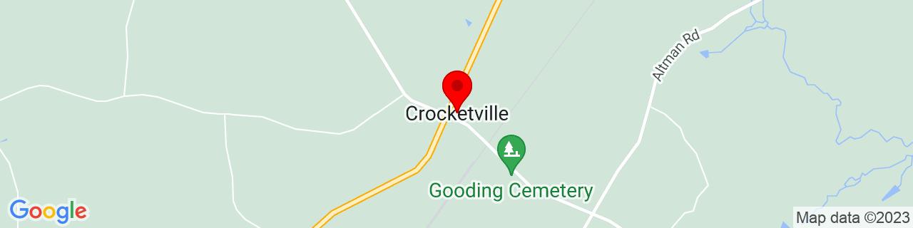 Google Map of 32.9165526, -81.0773274