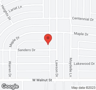 3105 Sanders Drive