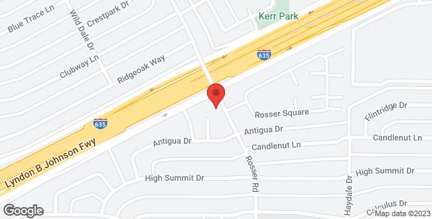 3891 Antigua Circle Dallas TX 75244