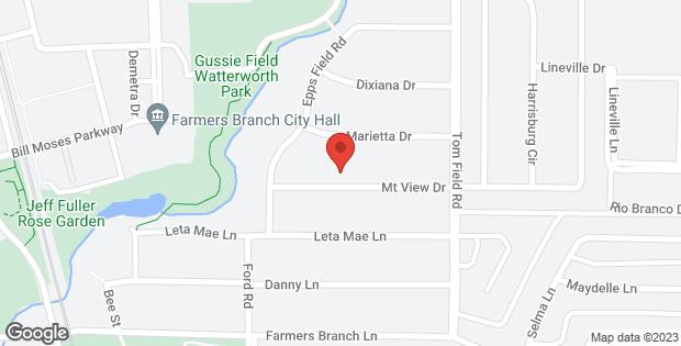 2627 Mount View Drive Farmers Branch TX 75234