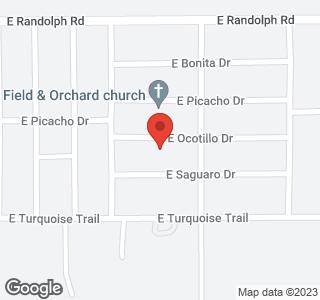 2743 E Ocotillo Drive