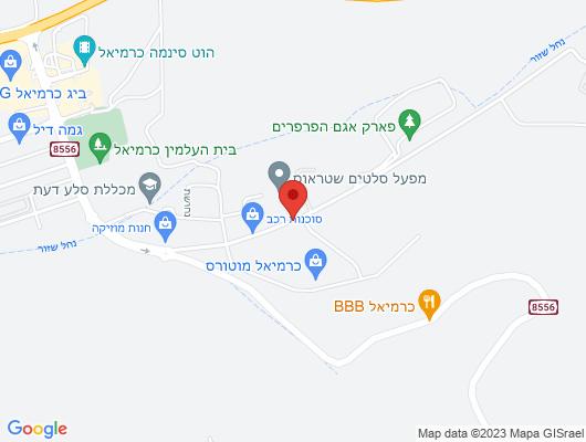 Google Map of צור 4, כרמיאל