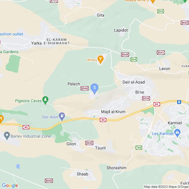 תובל, Israel
