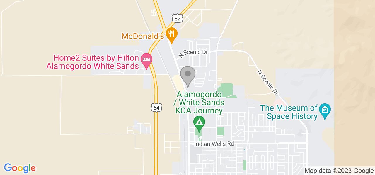 3200 N White Sands Blvd, Alamogordo, NM 88310, US
