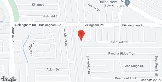13307 Daystrom Court Dallas TX 75243