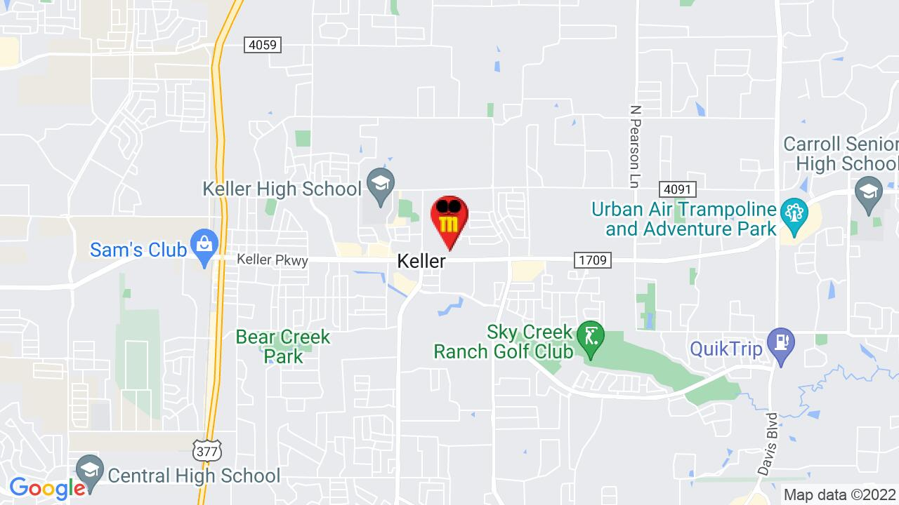 Google Map of Keller Pest Control