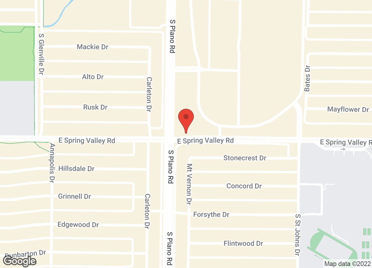 Google Map of VCA Pet Doctor Animal Hospital