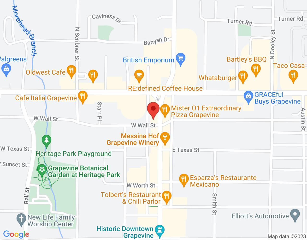 120 S Main St, Grapevine, TX 76051, USA