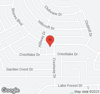 1340 Crestway Drive