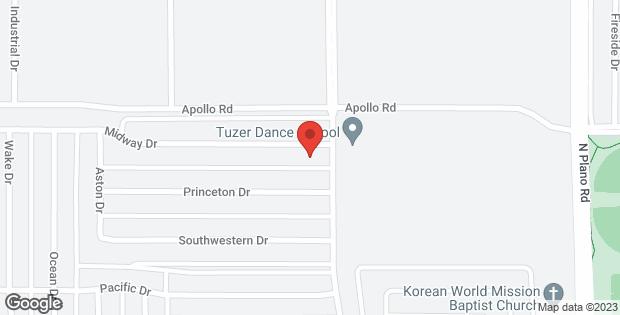 1148 Midway Drive Richardson TX 75081