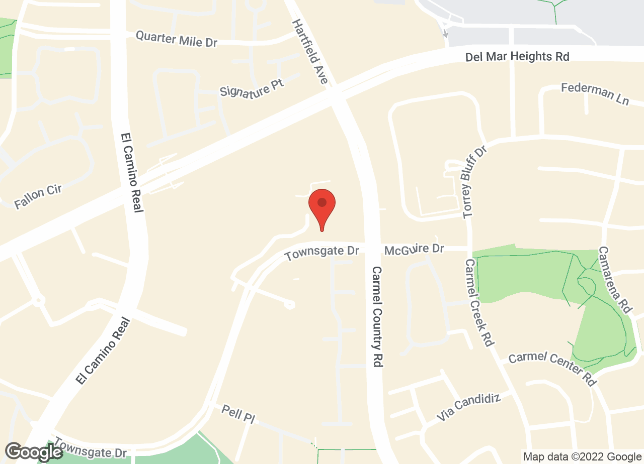 Google Map of VCA Pacific Petcare Animal Hospital