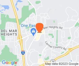Del Mar Highlands Town Center Location