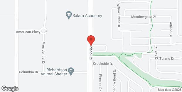 734 N PLANO ROAD Richardson TX 75081