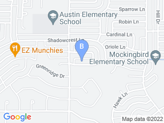 Map of DFW Pet Sitting Services Dog Boarding options in Dallas Fort Worth | Boarding