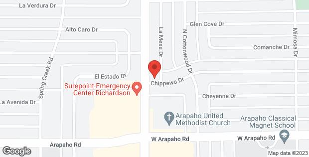 1121 La Mesa Drive Richardson TX 75080