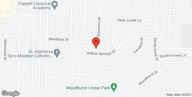 529 Oak Grove Lane Coppell TX 75019