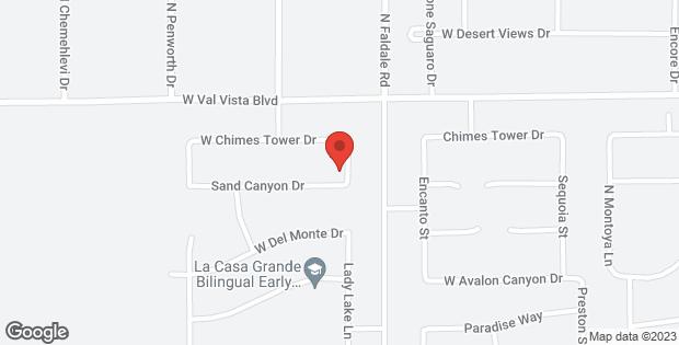 1222 W Sand Canyon Drive Casa Grande AZ 85122