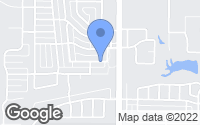 Map of Sachse, TX