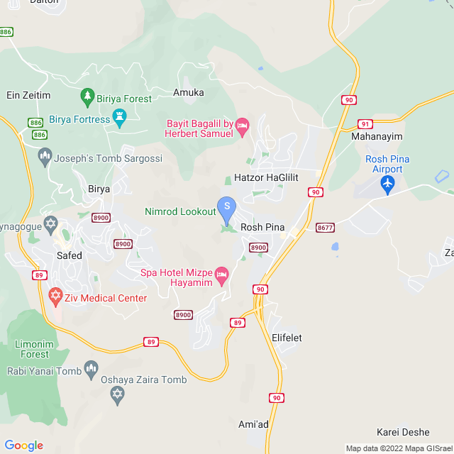 בית וילקומיץ', ראש פינה, ישראל
