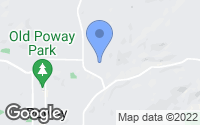 Map of Poway, CA