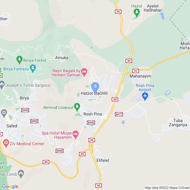 רחוב ירושלים 10, חצור הגלילית, ישראל