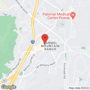 Map of Sprint at 11975 Carmel Mountain Rd, San Diego, CA 92128