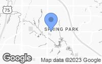 Map of Garland, TX