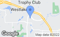 Map of Westlake, TX