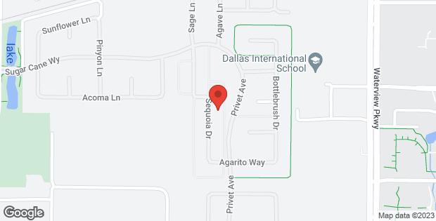 17570 Sequoia Drive Dallas TX 75252