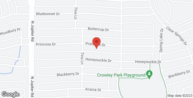 2408 Primrose Drive Richardson TX 75082