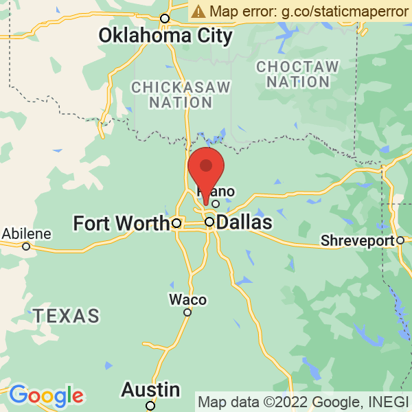 Google Map of 32.9937901,-96.85101629999997