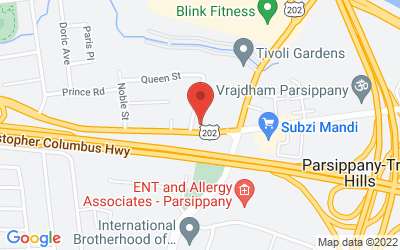 Map of 320 Littleton Road, Parsippany, NJ, USA