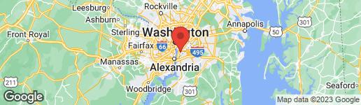 Map of 3201 8TH STREET SE #11 WASHINGTON, DC 20032