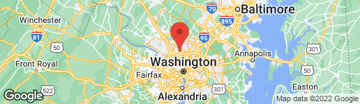 Map of 3201 PLYERS MILL ROAD KENSINGTON, MD 20895